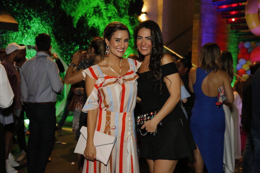 2. Maris Samayoa y Sarah López