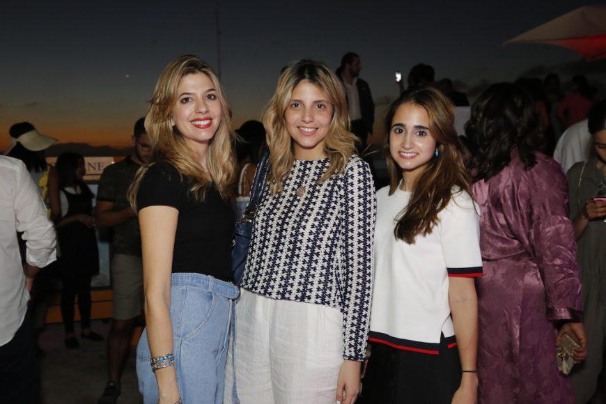 3. Janina Backhaus, Josie Estrella y Alejandra Pérez Bermúdez