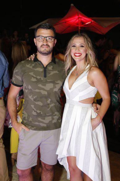 5. Víctor Nicolás y Lissa Olivo