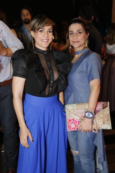6. Ingrid Rosario y Marielle Váldez