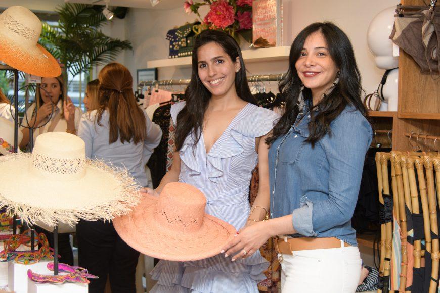 7. Maria Gabruela Suero y Karen Pannocchia