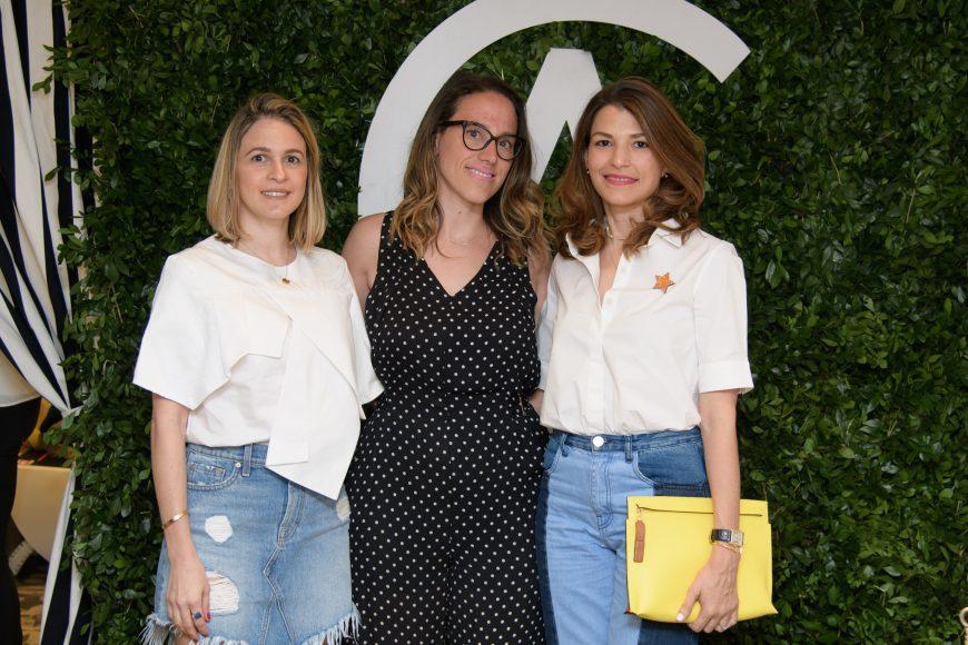 8. Kathy Rood, Maria Fernanda Ortega y MontserratCasadó