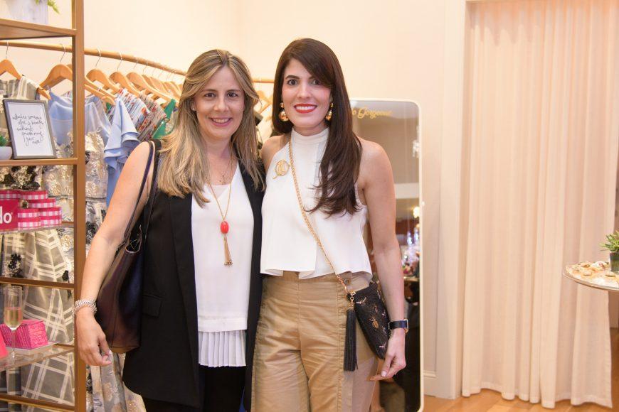 8. Ninoska Rivas y Michelle Fernandez