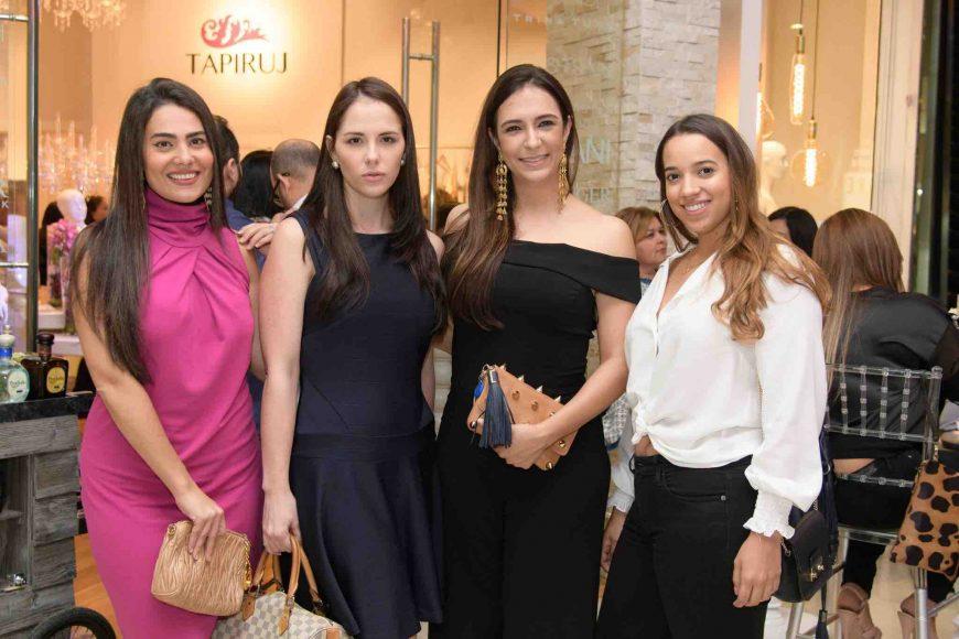 9. Sarah Jorge Lopez, Sasha Carlton, Maria Jose Almanzar, Eviel Taveras