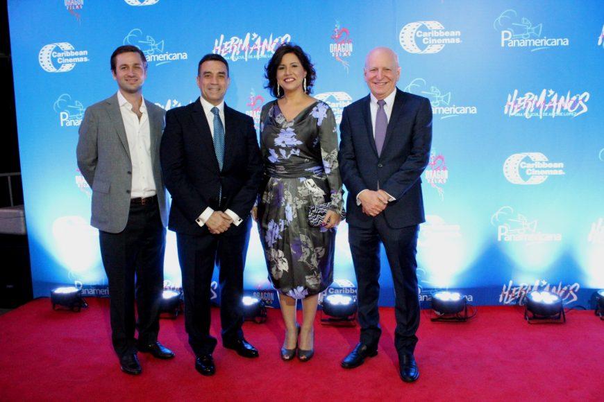 Gregory Quinn, Archie Lopez, Margarita Cedeño de Fernandez, Robert Carrady
