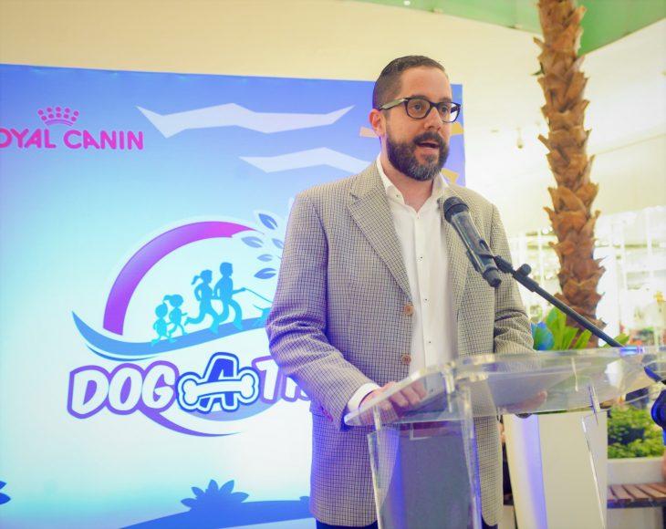 Hiram Maltés-Coordinador General del evento