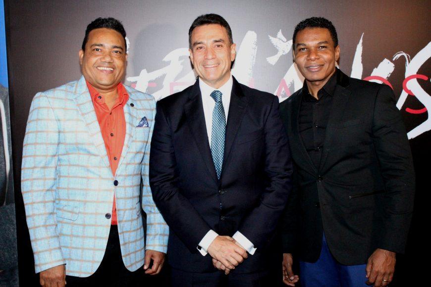 Miguel Cespedes, Archie Lopez, Raymond Pozo