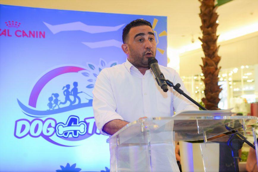 Milton Cordero Lechuga-Mestro de Ceremonia