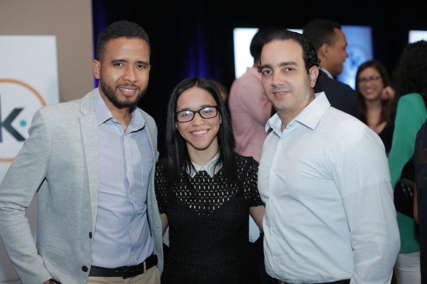 3. William Figueroa, Ericka Cipriaìny Bernardo Espinal