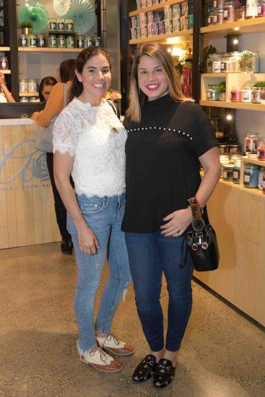 5. Babette De Moya y Briana De Moya