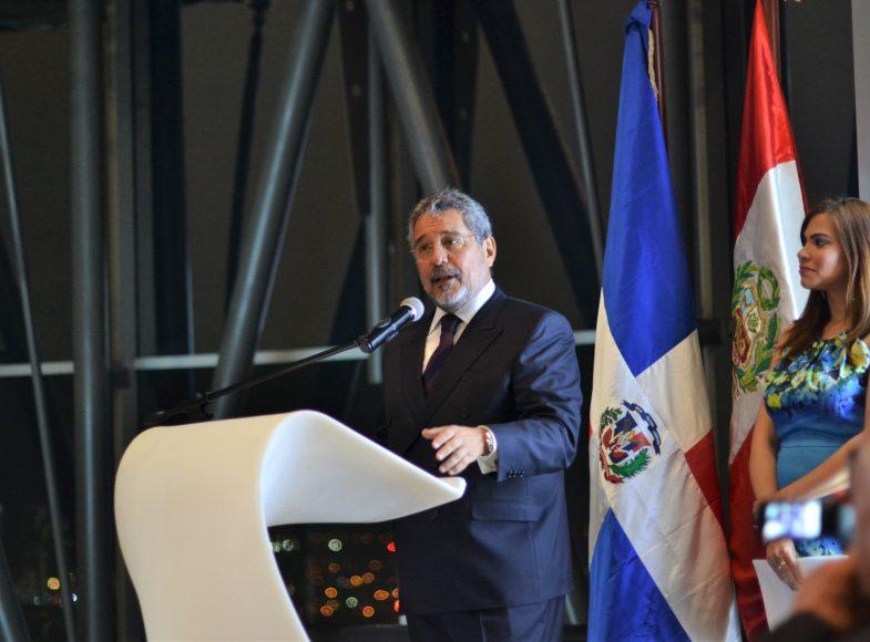 Augusto Freyre Layzequilla-Embajador de Perú
