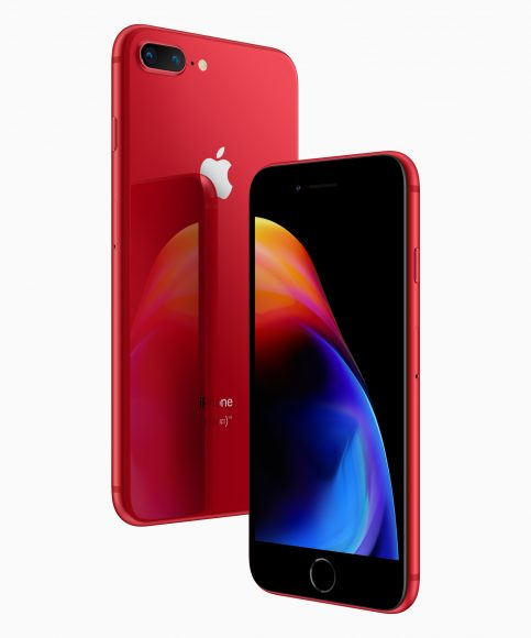 iPhone8-iPhone8PLUS-PRODUCT-RED_front-back_041018