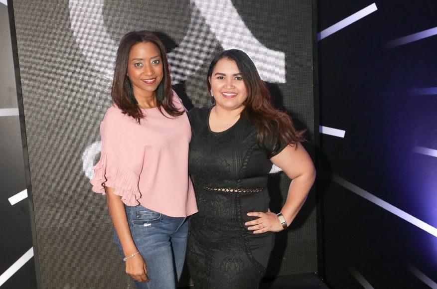 7-Patricia Luciano y Keyla Santana