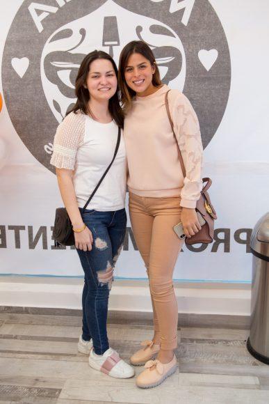 8.Alexandra Grullon & Graciela Dietsch