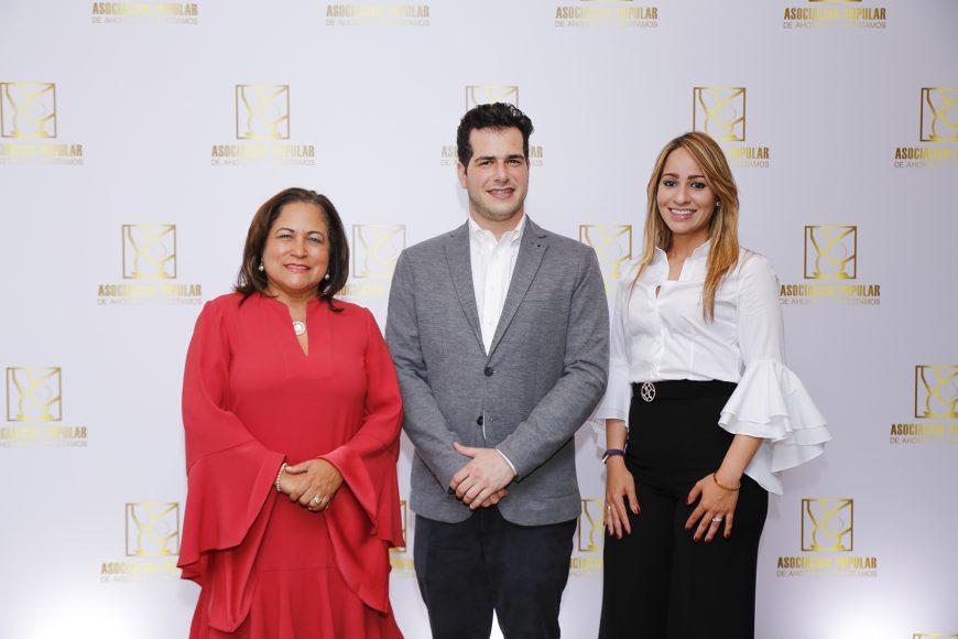 IMAGEN PRINCIPAL Thomas Pichardo, Nurys Marte y Alina Victoriano