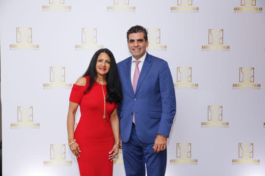 Leandro Sebele y Susy Gatón