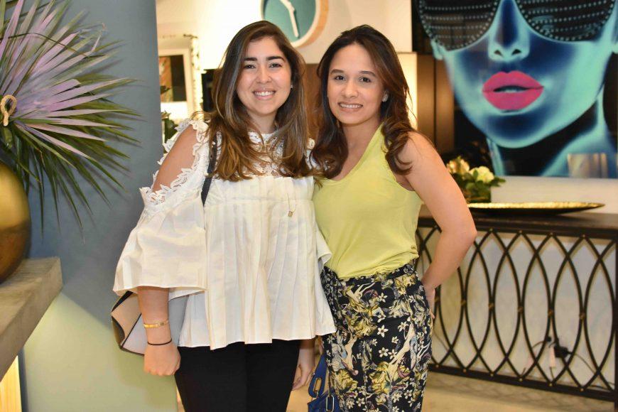 12. Daniela Tonos y Carla Crespo