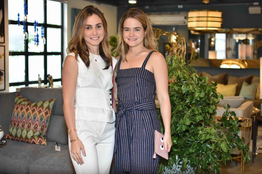 3. Rosa Montes y Raquel Montes