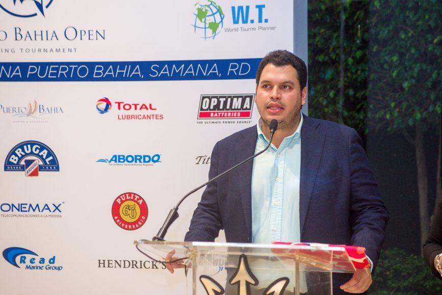 José Enrique Núñez-Director del torneo