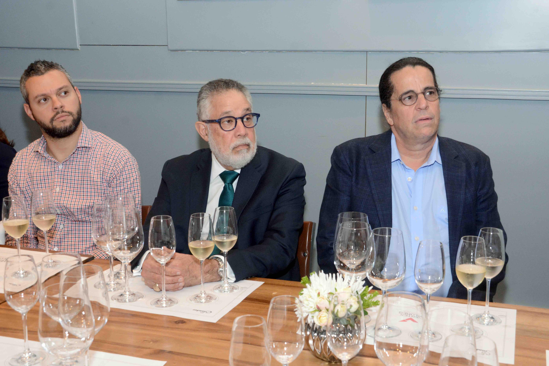 7.Jaqui Nuñez, Campos de Moya, Miguel Angel Muñiz