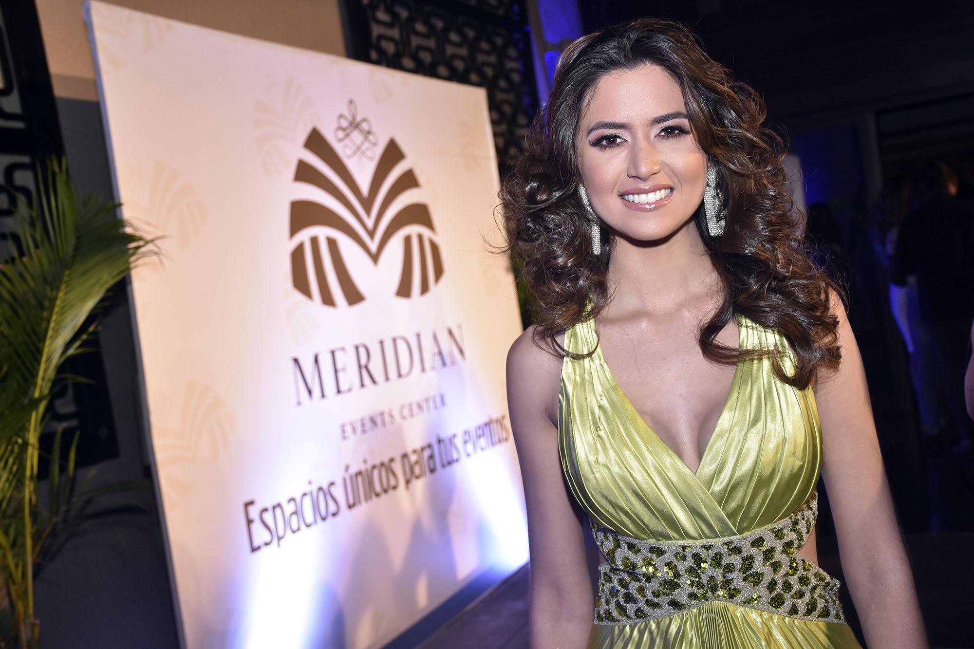 Carmen Muñoz Miss RD Universo 2017