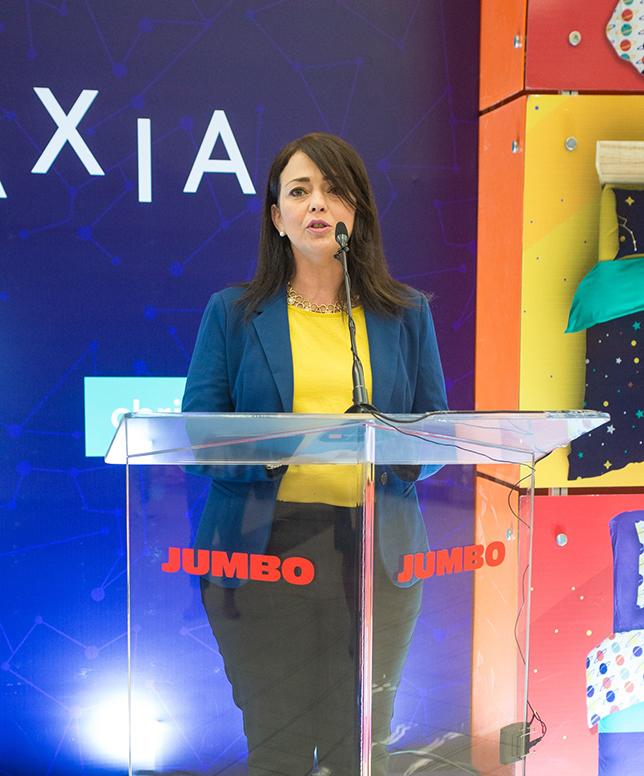 Celeste Somoza-VP Comercial Hogar Jumbo