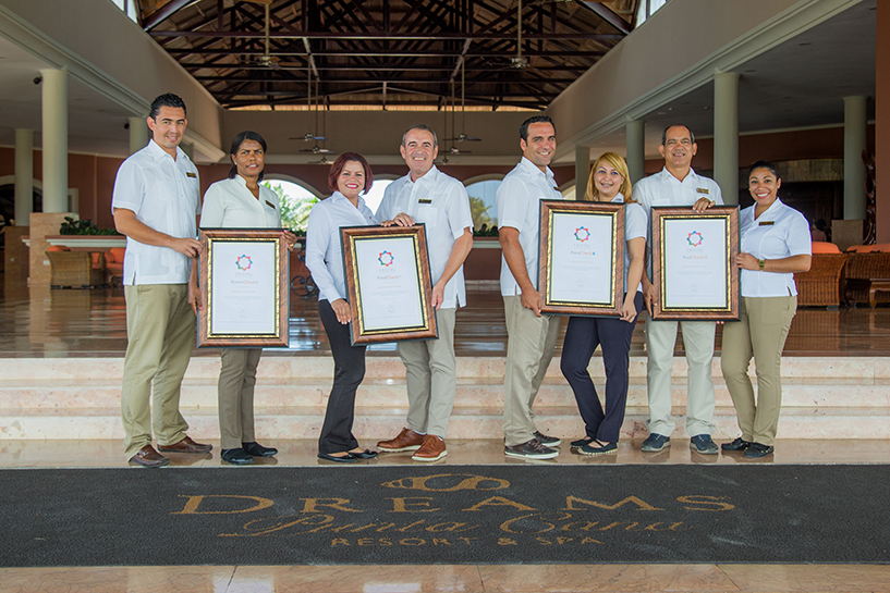 AMResort recibe Premio internacional Cristal Standards