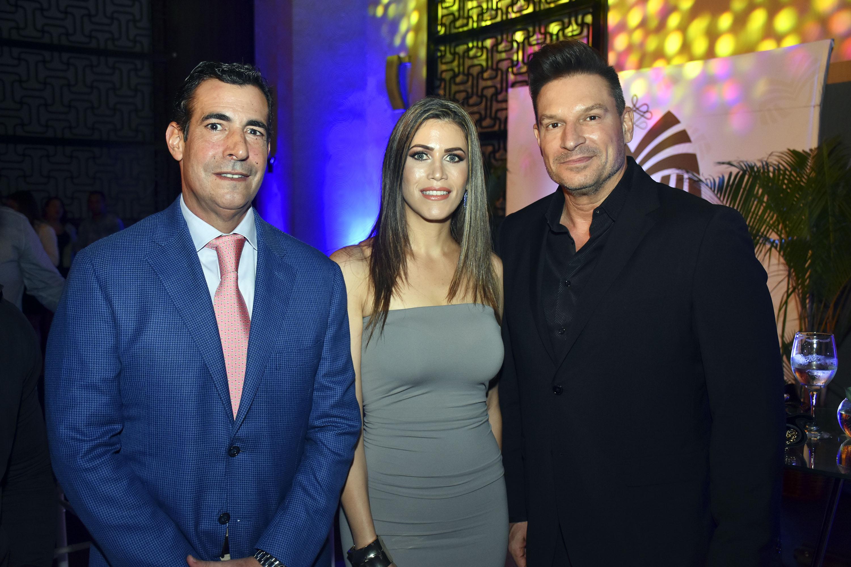 Domingo Bermudez, Anabel Martinez y Andreas Metzler (PRINCIPAL 3)