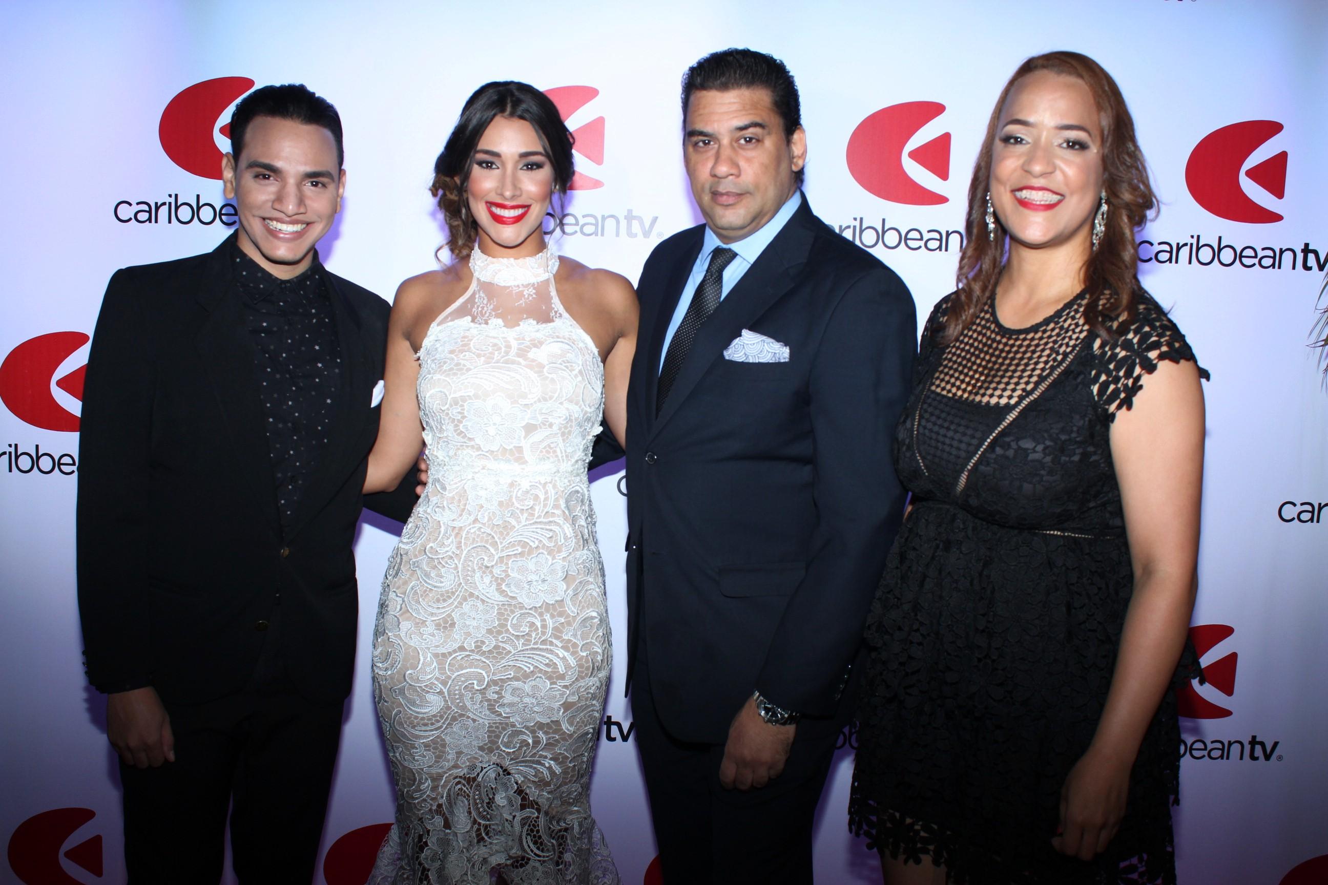 Moises Salce, Anyelina Sanchez, Emile Mariani, Kenny Valdez