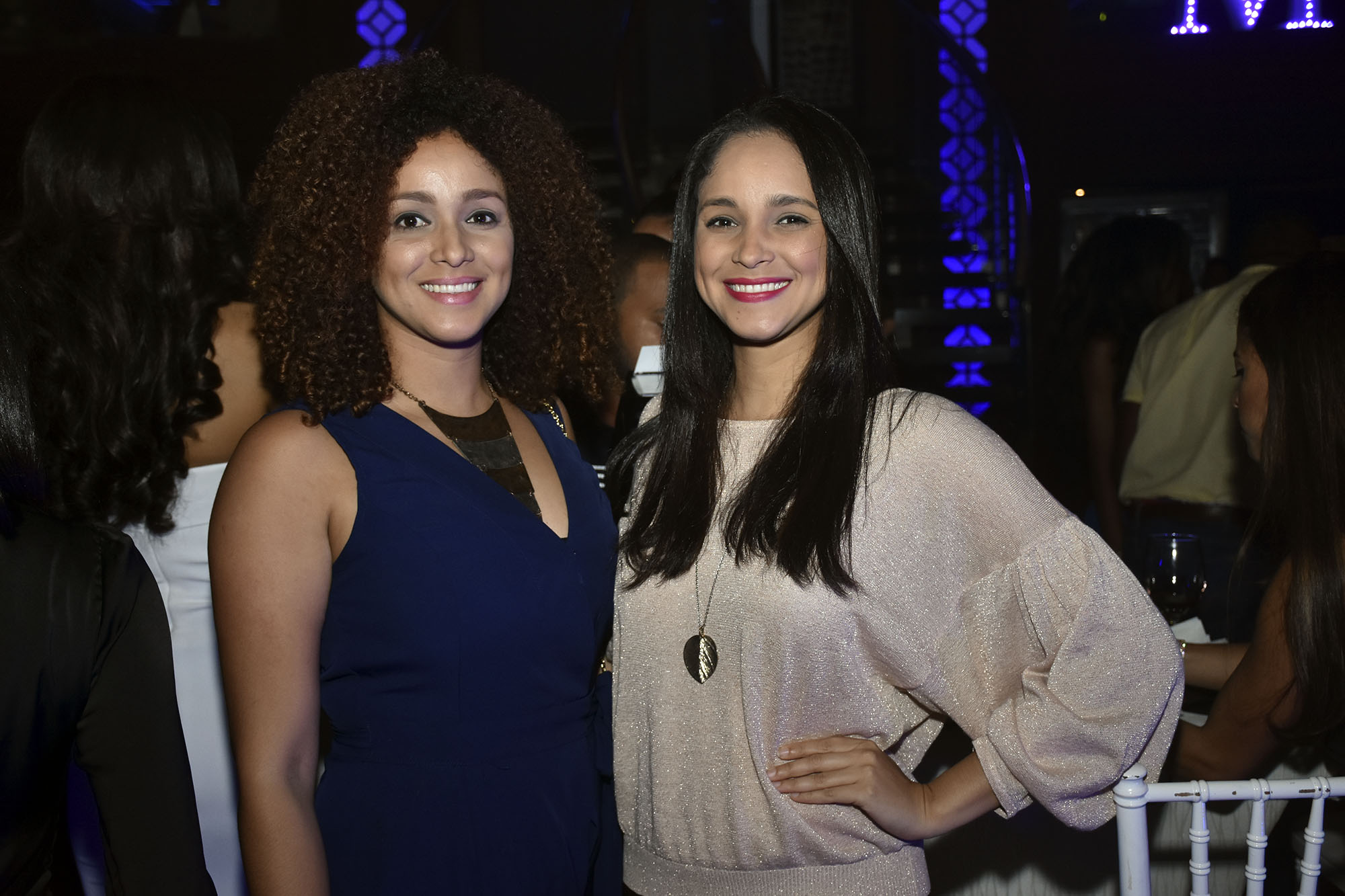 Sony Cruz y Angelina Cruz