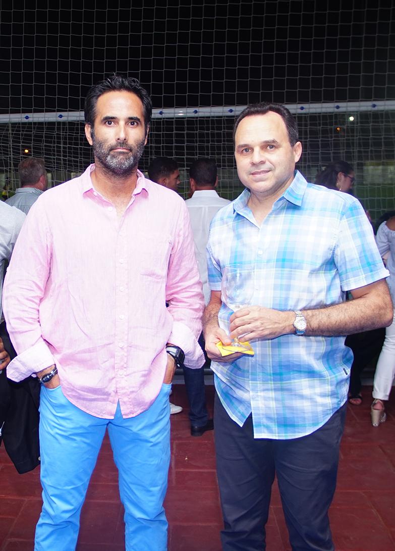 08 Enrique Costa y Adalberto Rodríguez