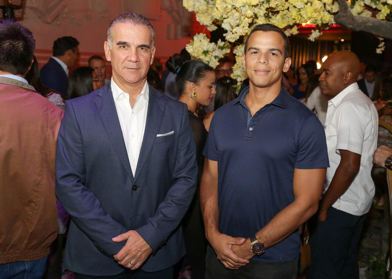2 Juan Velasquez y Saymon Diaz