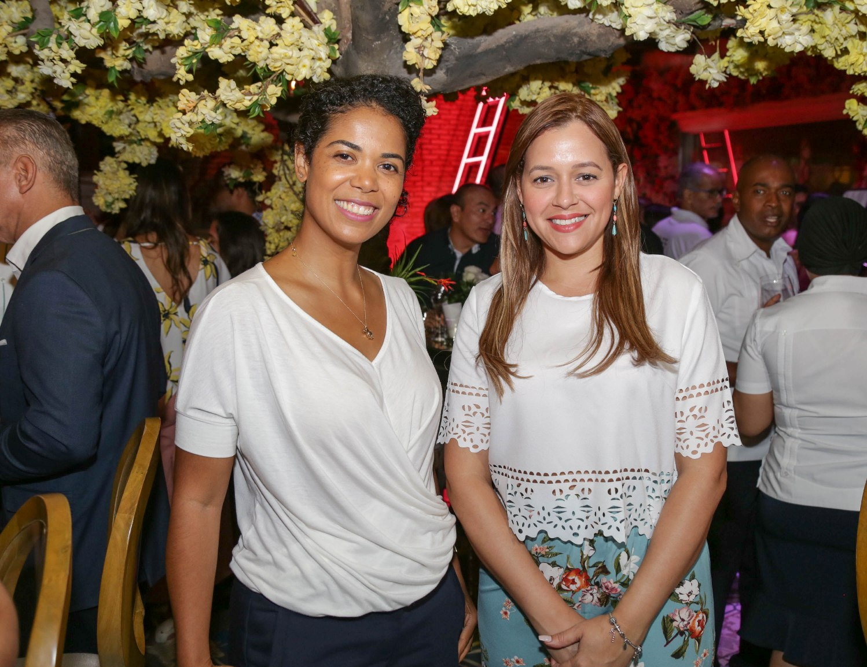 5 Rosabell Jimenez y Joannay De Los Santos