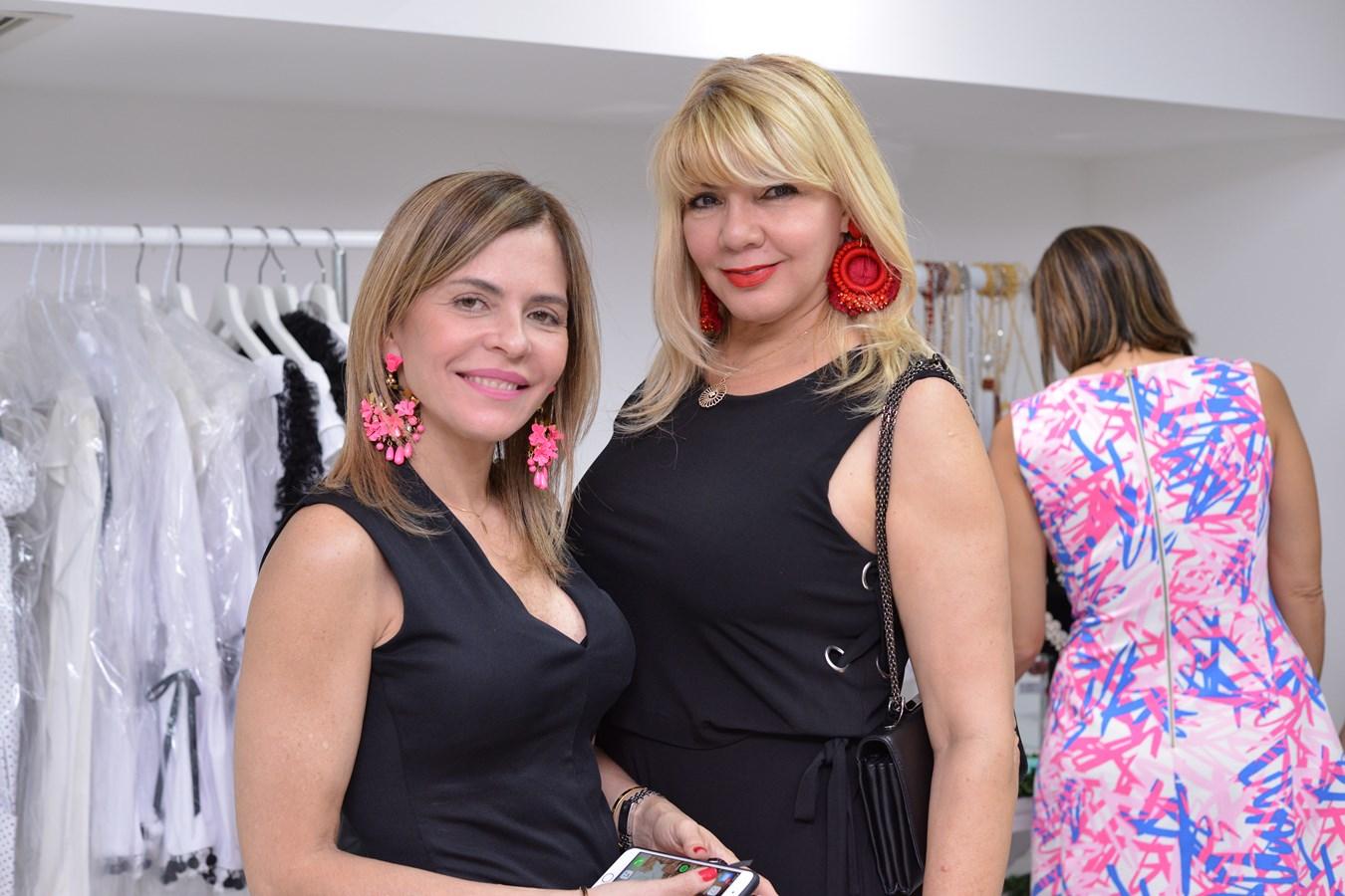 Betania Gonzalez y Rosa Ugona