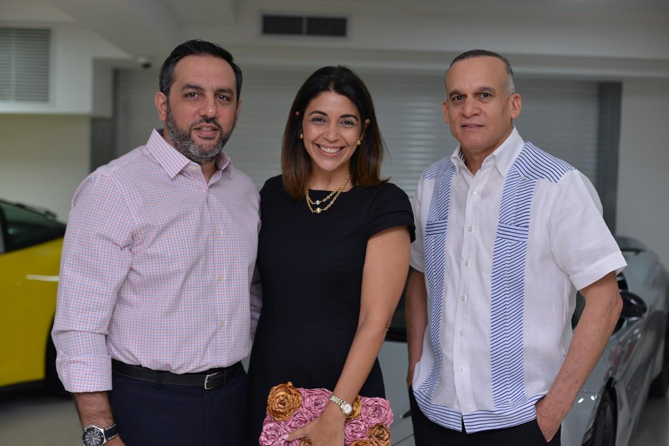 David Jadalla,Ana de Jadalla,Alexis Calderon