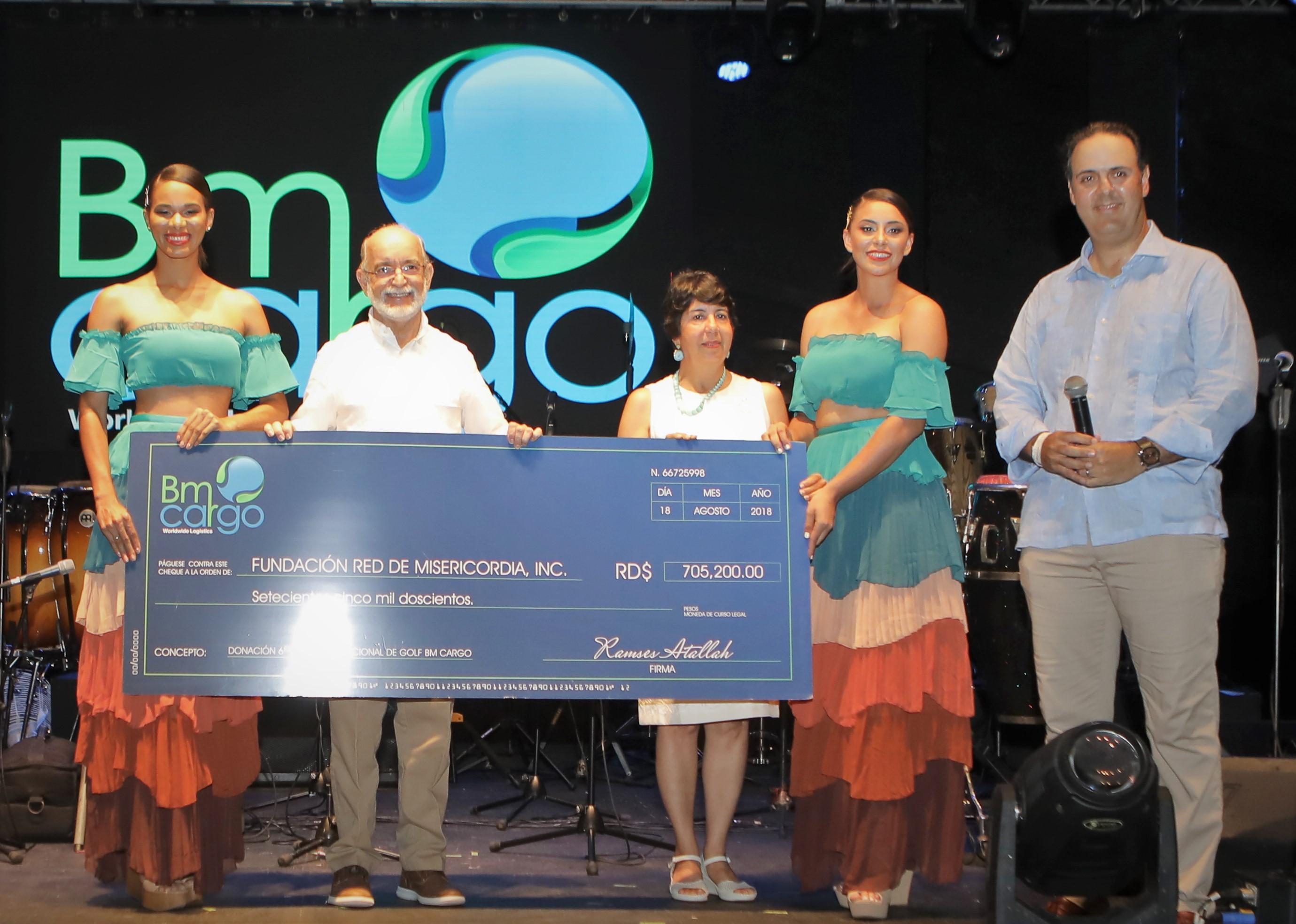 Donación Fundación Red de Misericordia