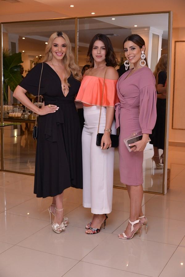 Hony Estrella, María del Mar bonnelly ,Maria Alejandra Guzman