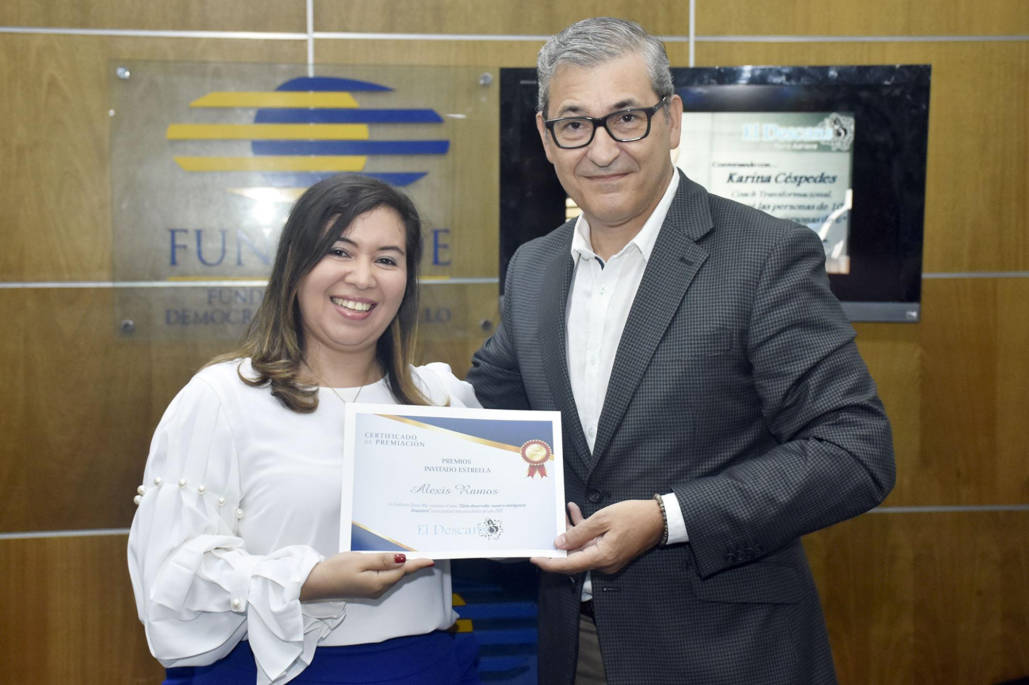 Invitado Estrella Aleix Ramos