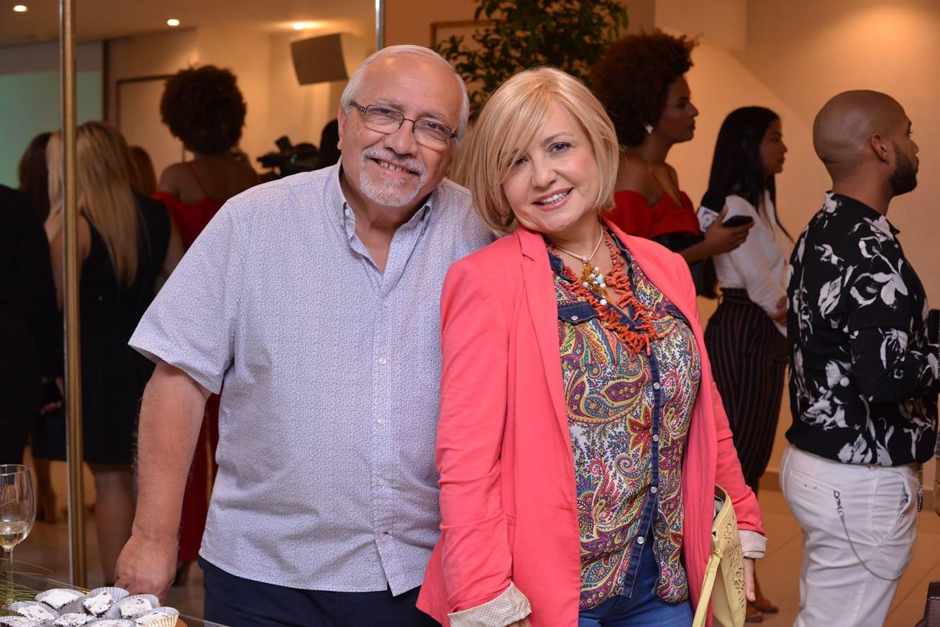 Luis Baras, Carmen Borja