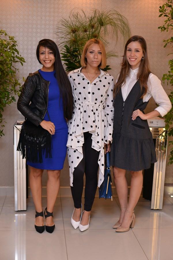 Maria Jimenez, Xio de los Santos, Laura Peña
