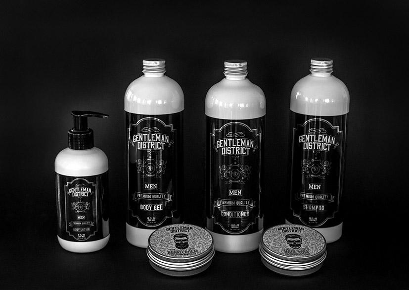 Shampoo - Gentleman District