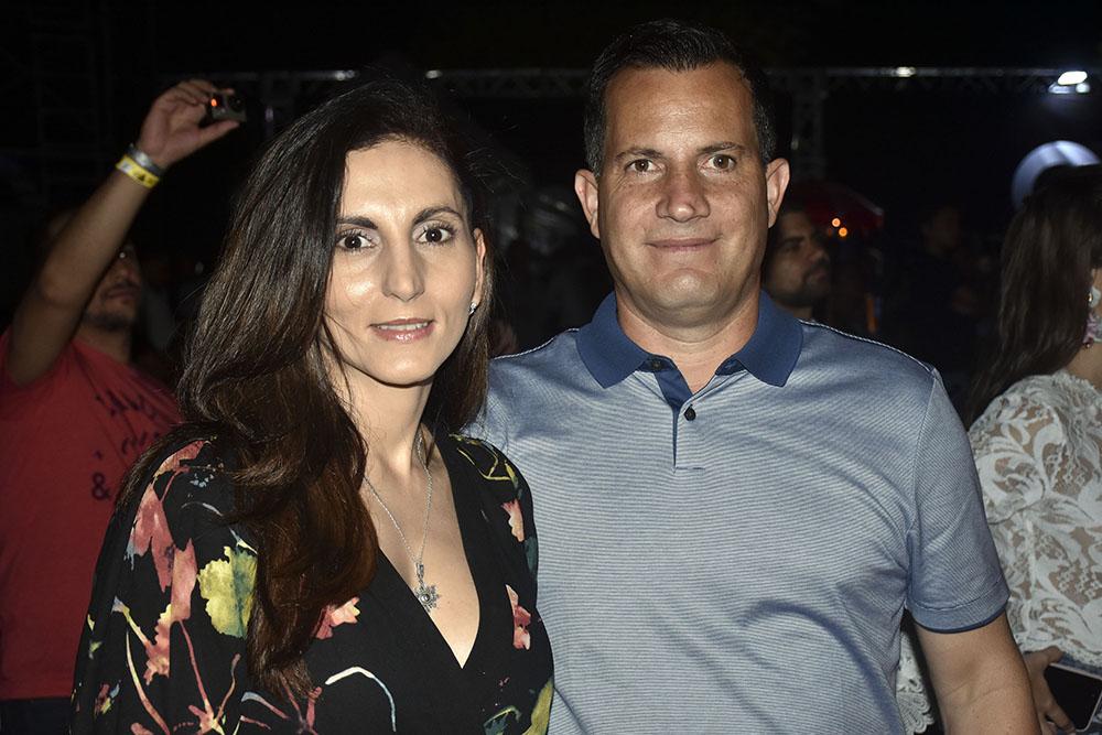 12. Alexandra Di Campo y Jimmy Cipriani