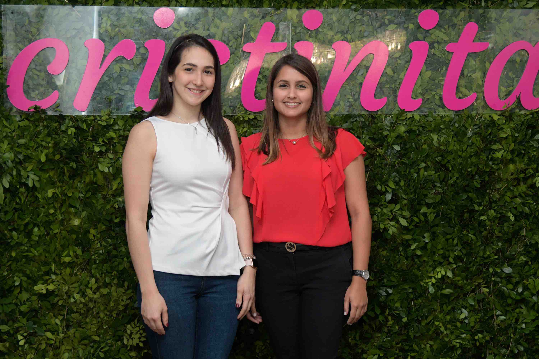 3.Rosalía García & Cristina Contreras
