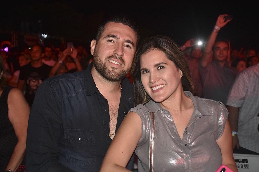 6. Brad Salazar y Bianca Ayala