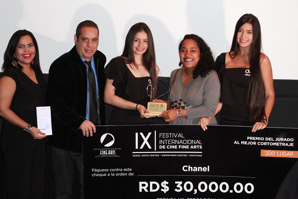 Ganador segundo lugar