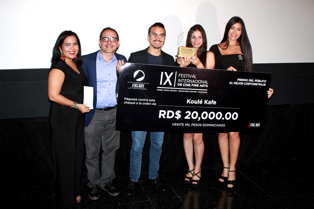 Premio del publico