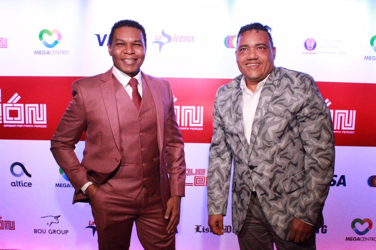 Raymond Pazo y Miguel Cespedes