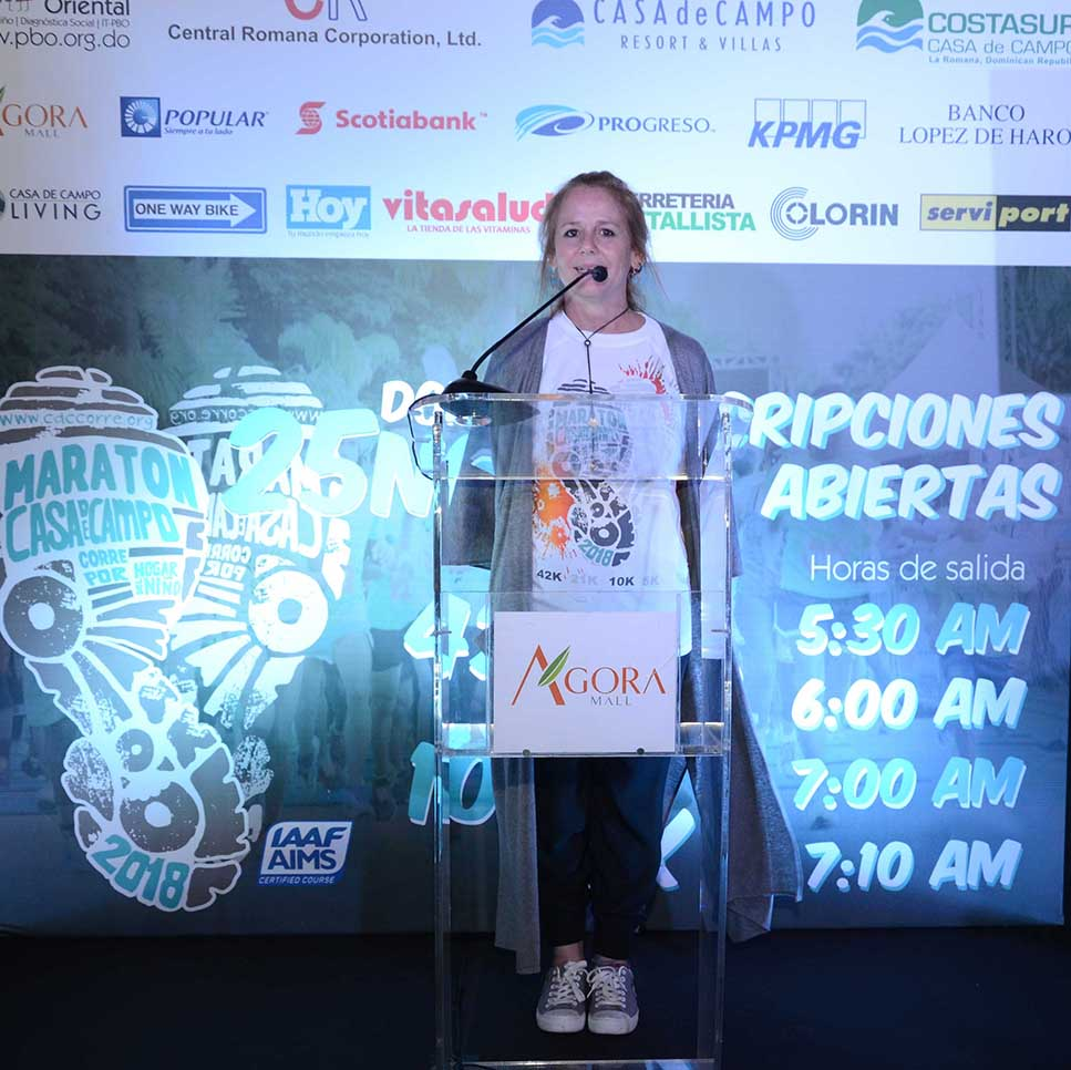 Xiomara Menéndez Dájer-Presidenta del Patronato Benéfico Oriental