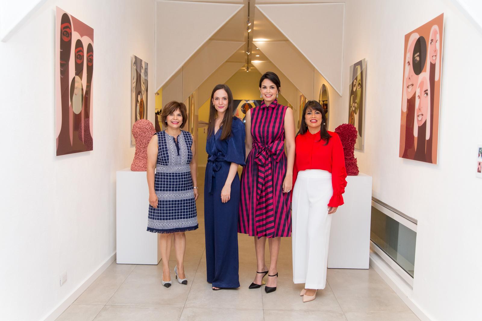 1.1 Susy Guzman, Laura Franco, Judith Cury, Paula Gómez