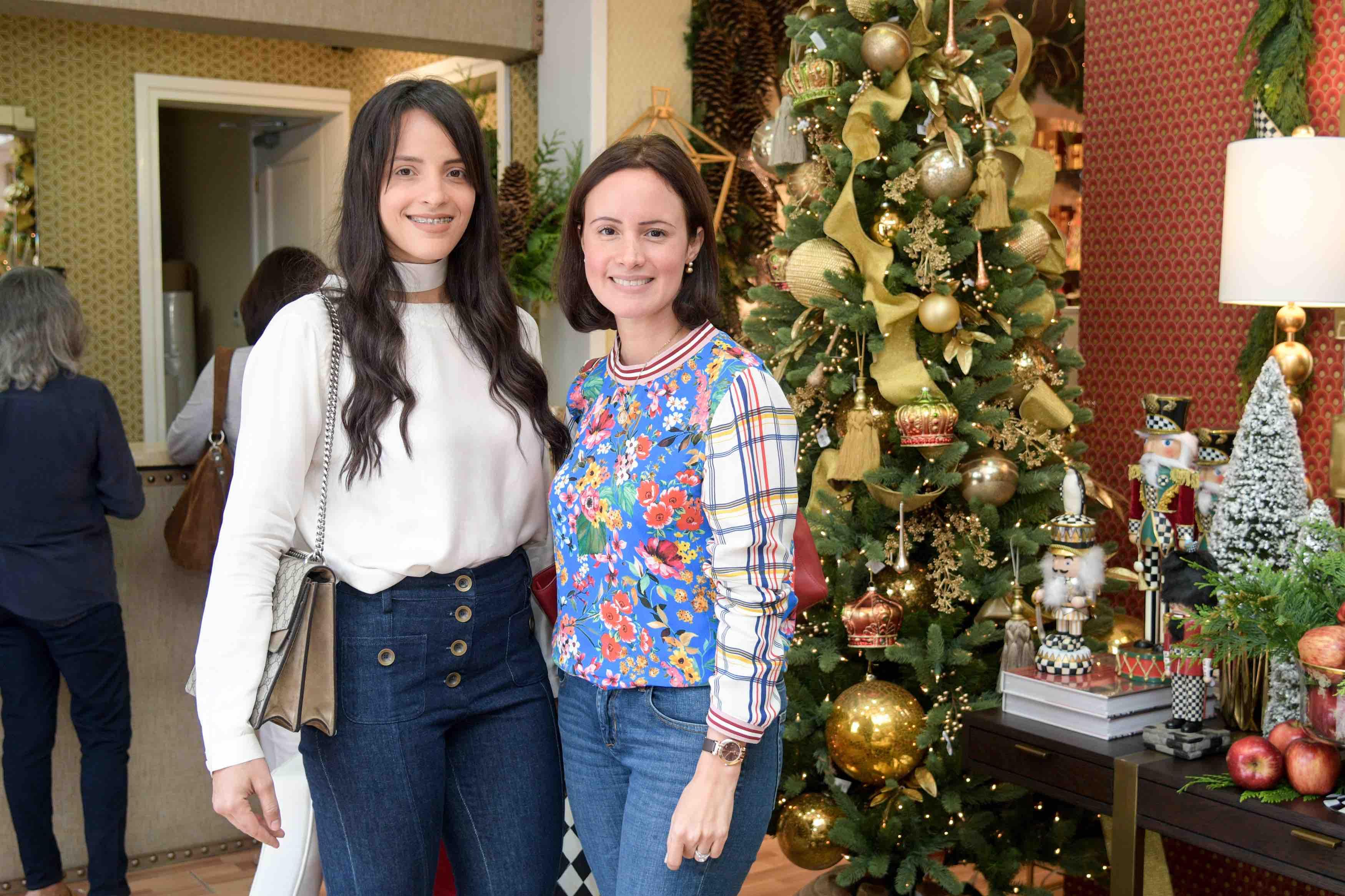 18. Luana Gonzalez & Kary Pujaris